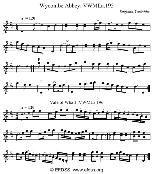 Stave transcription of image number 0 for 3049/p121