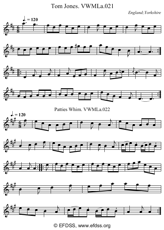 Stave transcription of image number 0 for 3049/p14