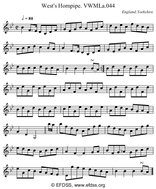 Stave transcription of image number 0 for 3049/p27