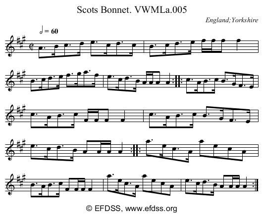 Stave transcription of image number 0 for 3049/p4
