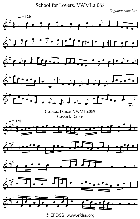 Stave transcription of image number 0 for 3049/p40