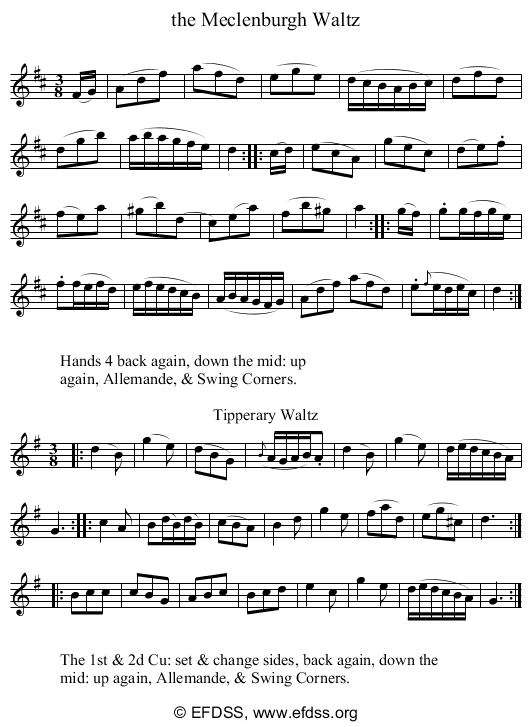 Stave transcription of image number 0 for 2292a/p12