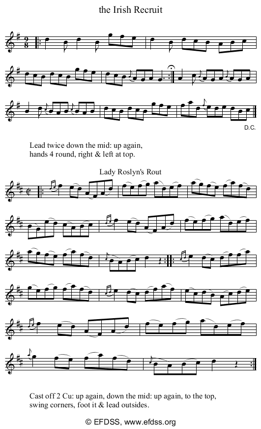 Stave transcription of image number 0 for 2292a/p2