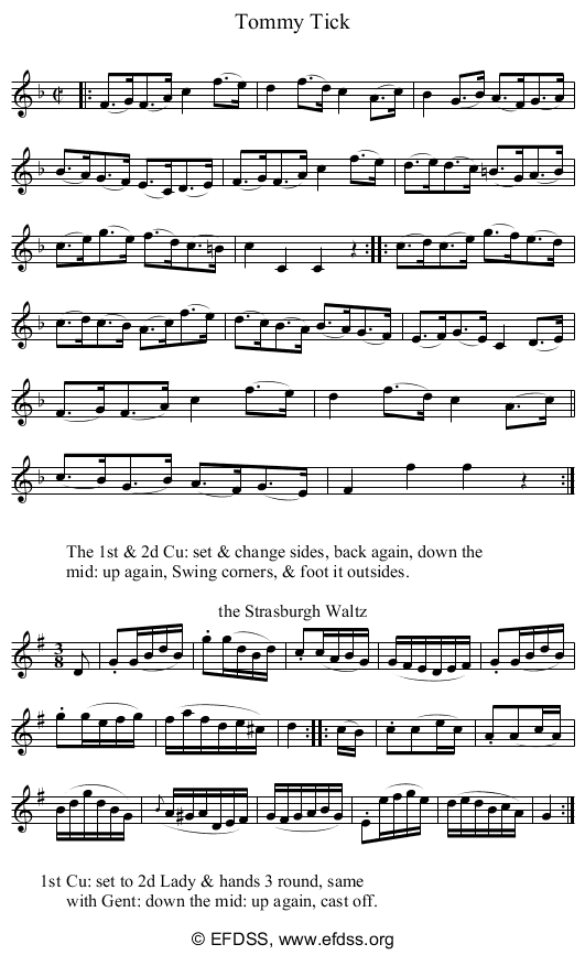 Stave transcription of image number 0 for 2292a/p4