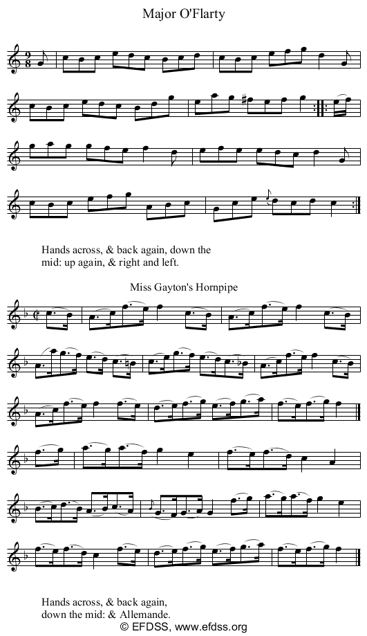 Stave transcription of image number 0 for 2292a/p5