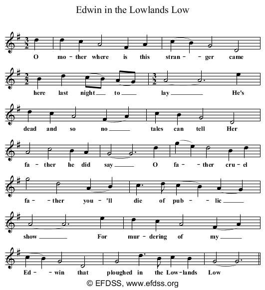 Stave transcription of image number 0 for CJS2/10/647