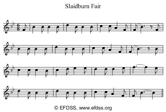 Stave transcription of image number 0 for FK/5/15