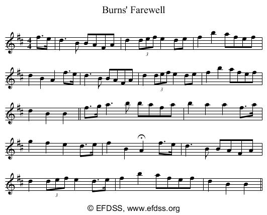 Stave transcription of image number 0 for FK/5/98