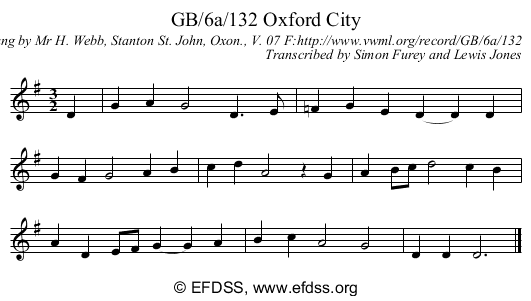 Stave transcription of image number 0 for GB/6a/132
