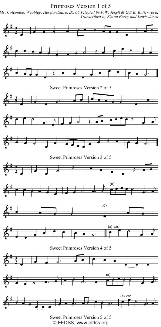 Stave transcription of image number 0 for GB/6a/164