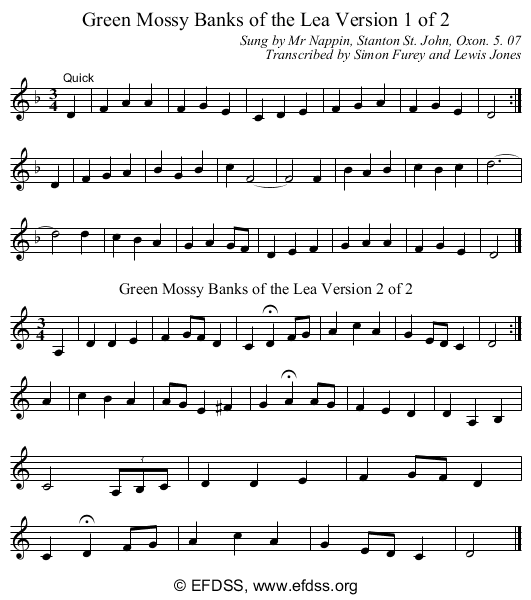 Stave transcription of image number 0 for GB/6a/77
