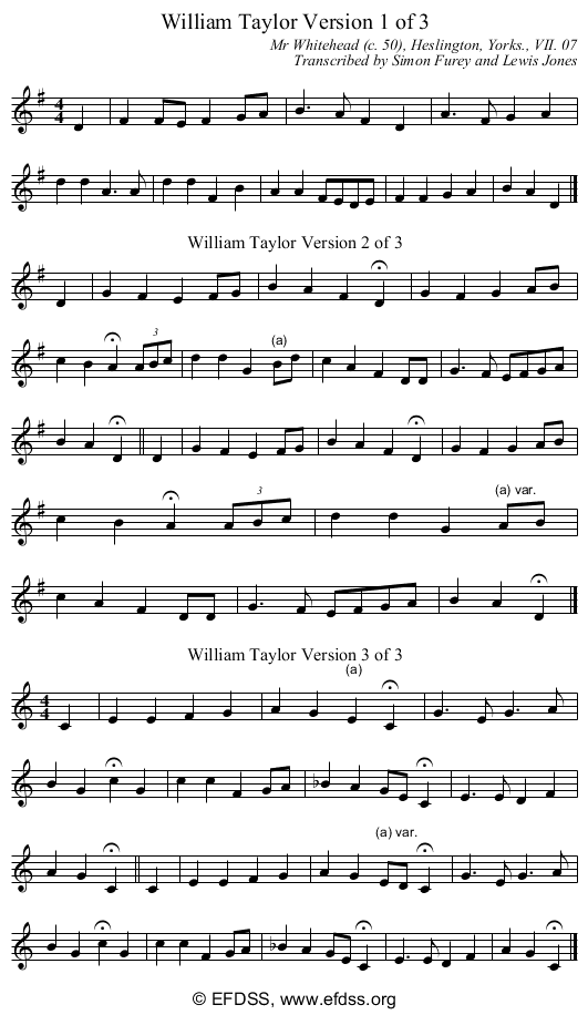 Stave transcription of image number 0 for GB/7b/9B