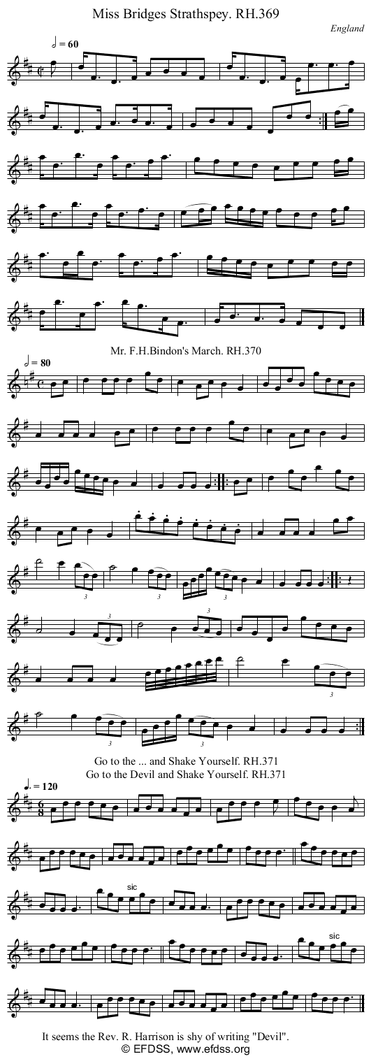 Stave transcription of image number 0 for 18473/p103