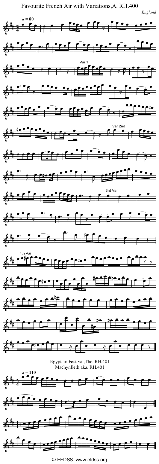 Stave transcription of image number 0 for 18473/p112