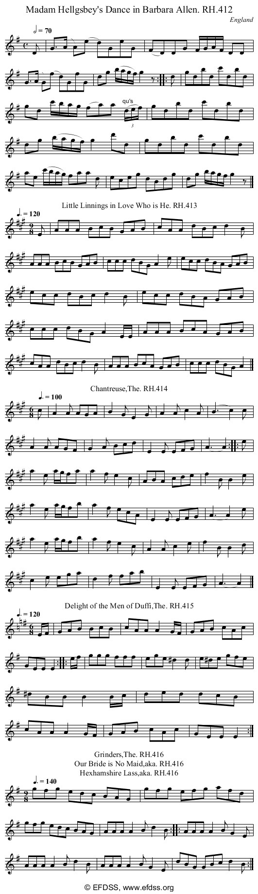 Stave transcription of image number 0 for 18473/p118