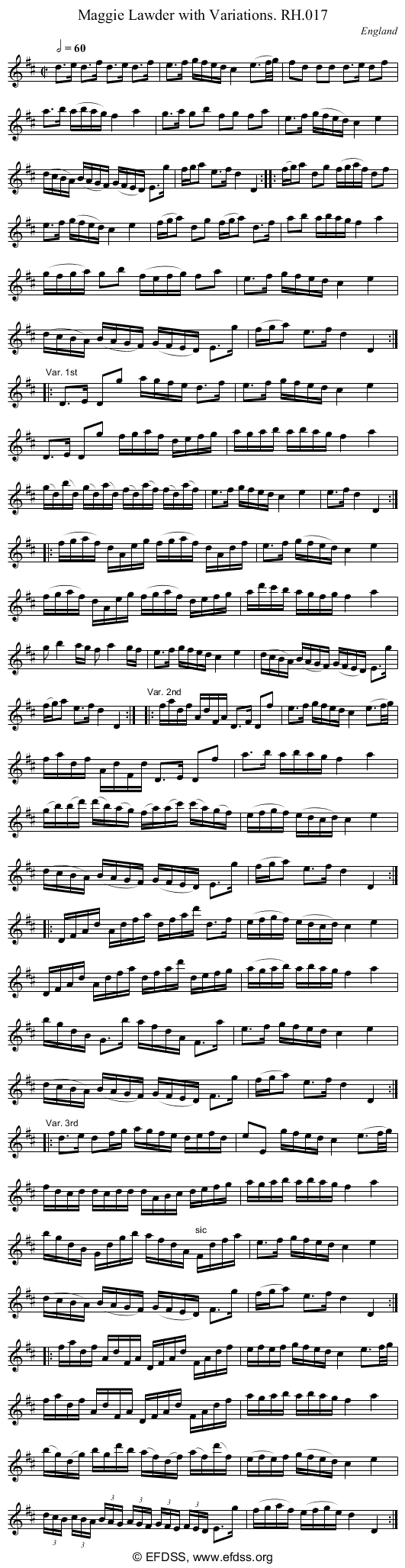 Stave transcription of image number 0 for 18473/p12