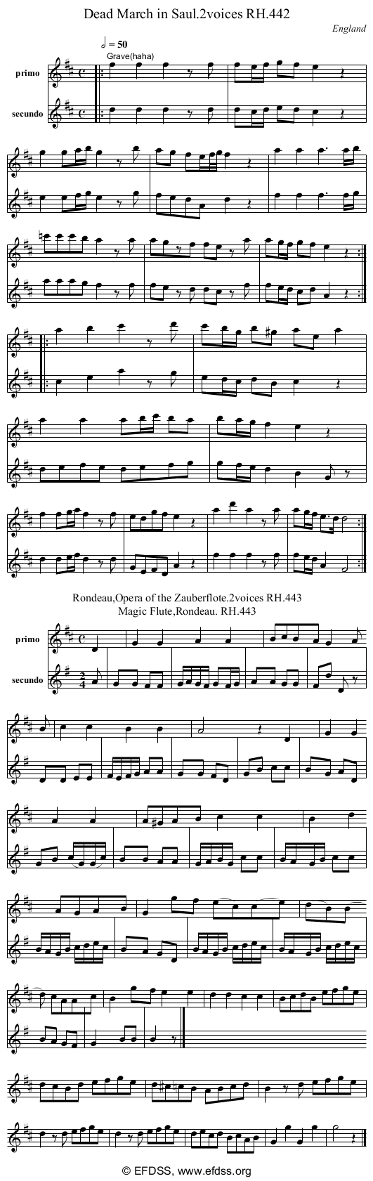 Stave transcription of image number 0 for 18473/p129