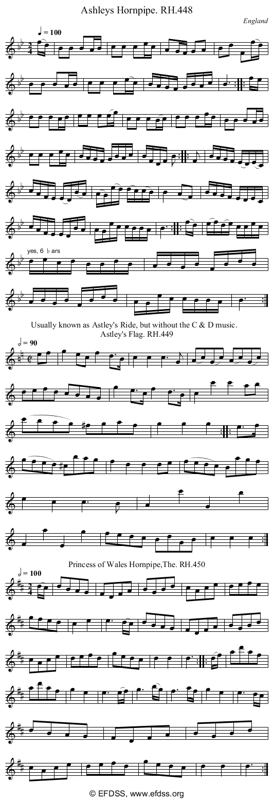 Stave transcription of image number 0 for 18473/p131