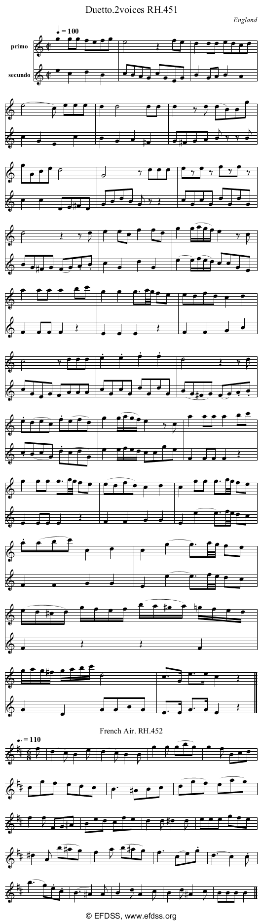 Stave transcription of image number 0 for 18473/p132