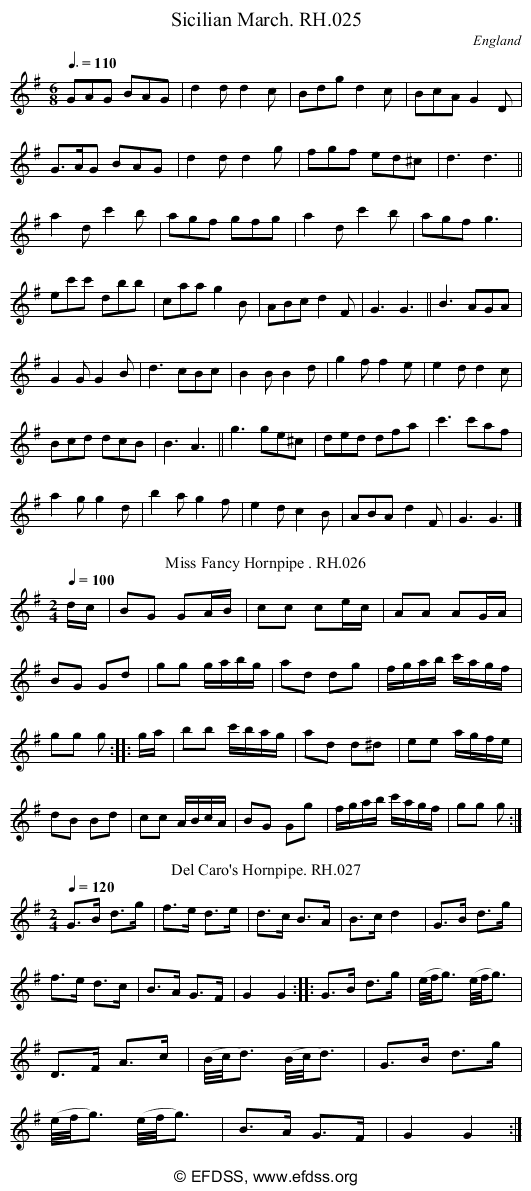 Stave transcription of image number 0 for 18473/p15