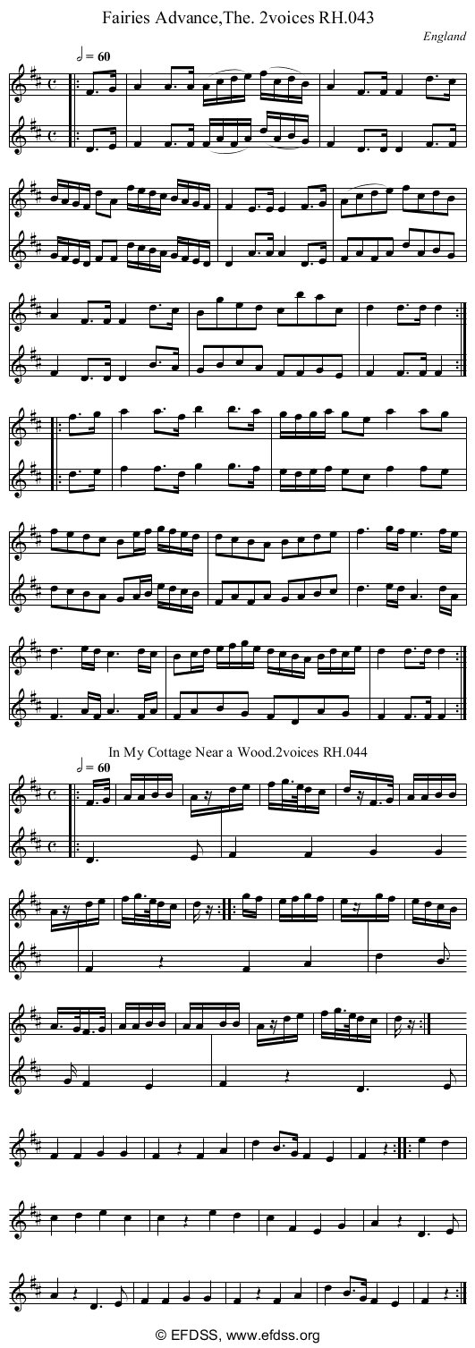 Stave transcription of image number 0 for 18473/p21