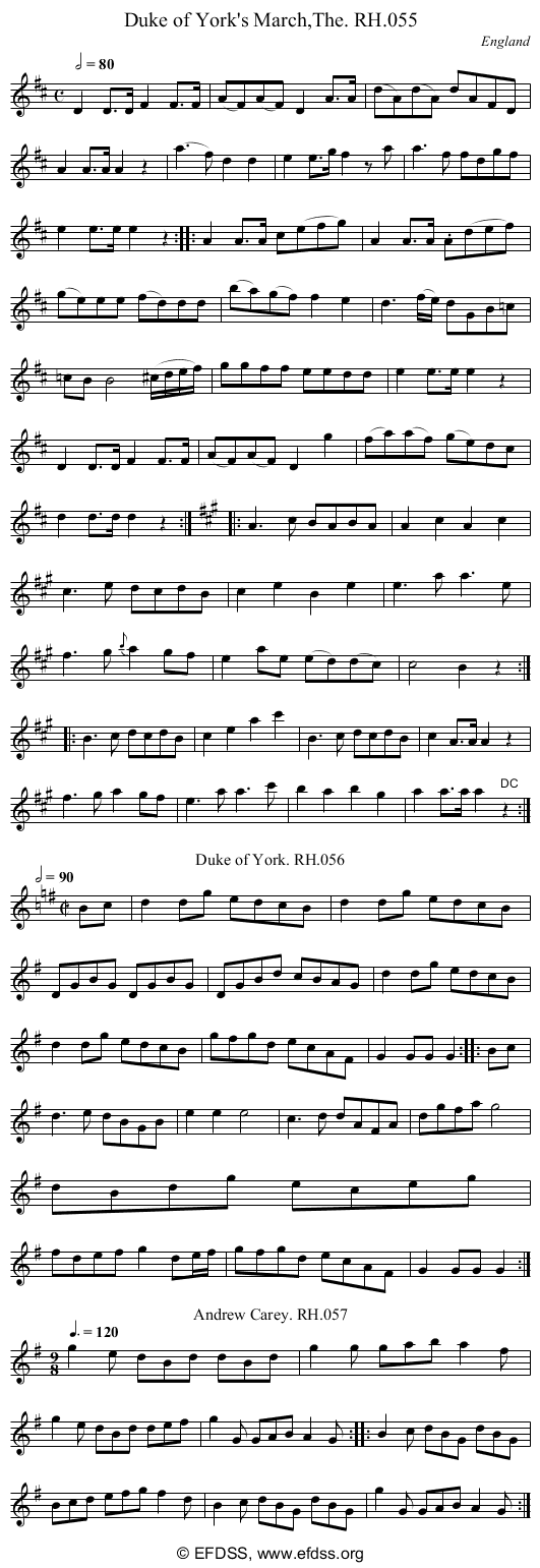 Stave transcription of image number 0 for 18473/p26