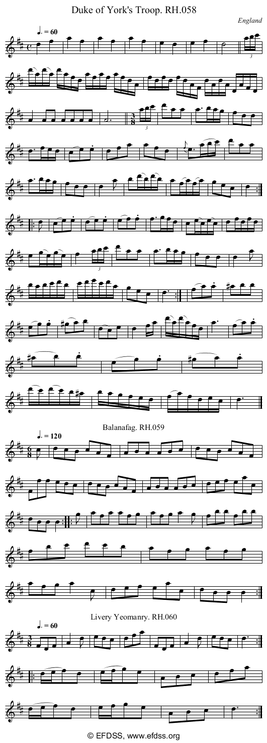 Stave transcription of image number 0 for 18473/p27
