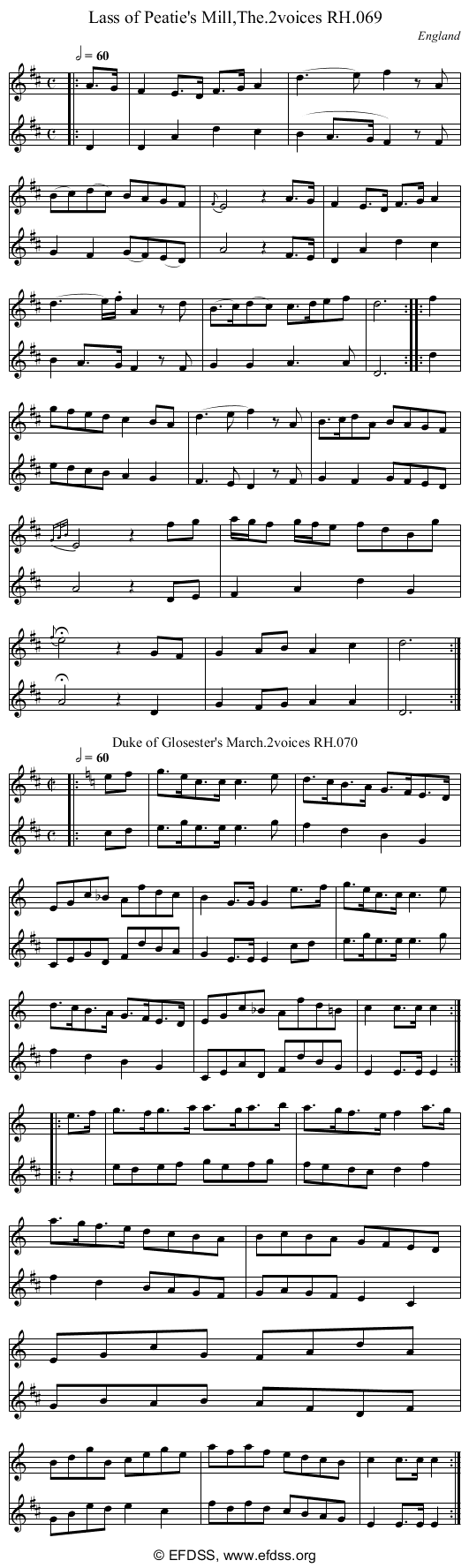 Stave transcription of image number 0 for 18473/p32