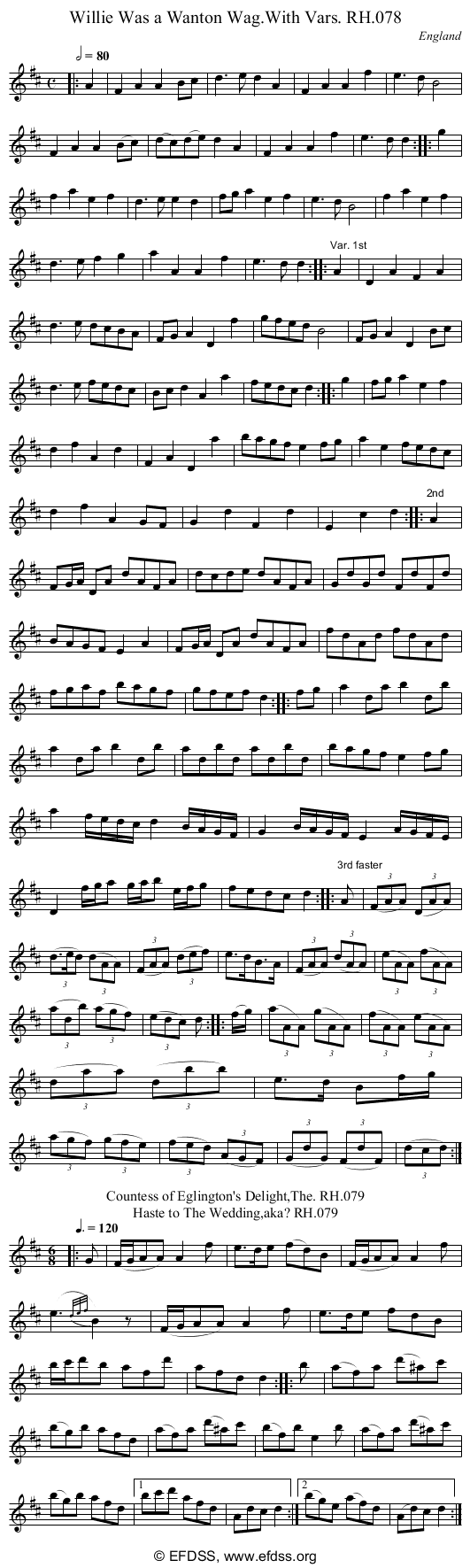 Stave transcription of image number 0 for 18473/p36