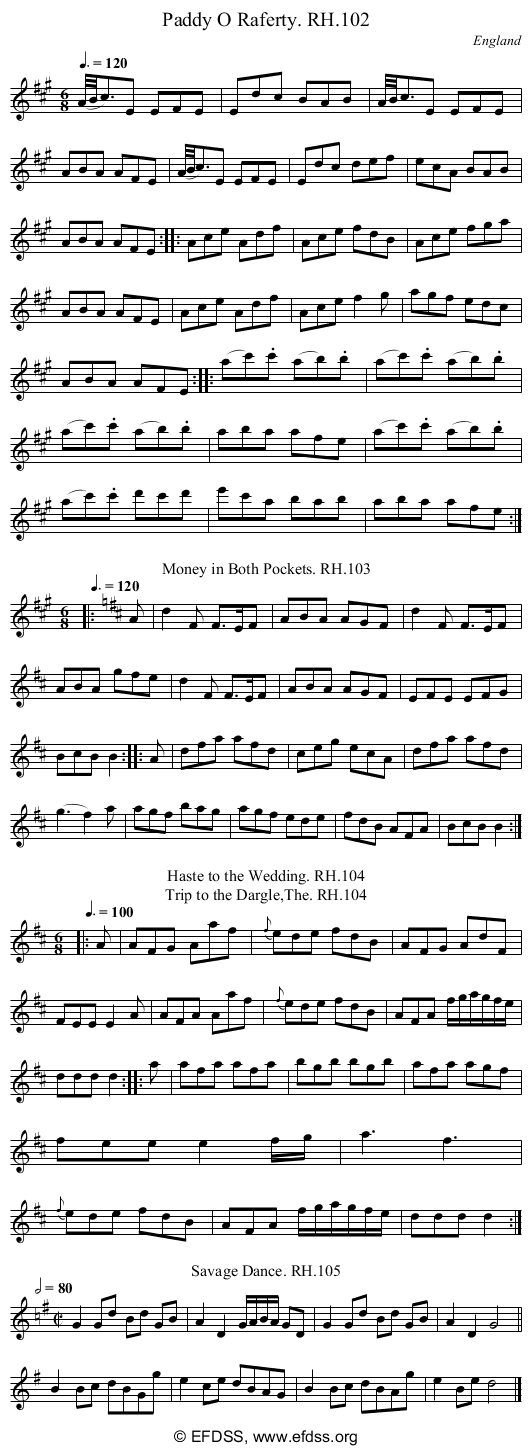 Stave transcription of image number 0 for 18473/p43