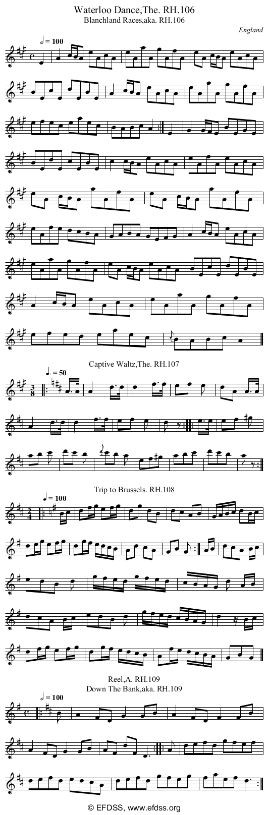 Stave transcription of image number 0 for 18473/p44