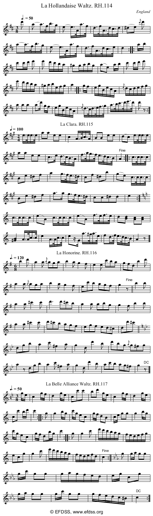 Stave transcription of image number 0 for 18473/p46