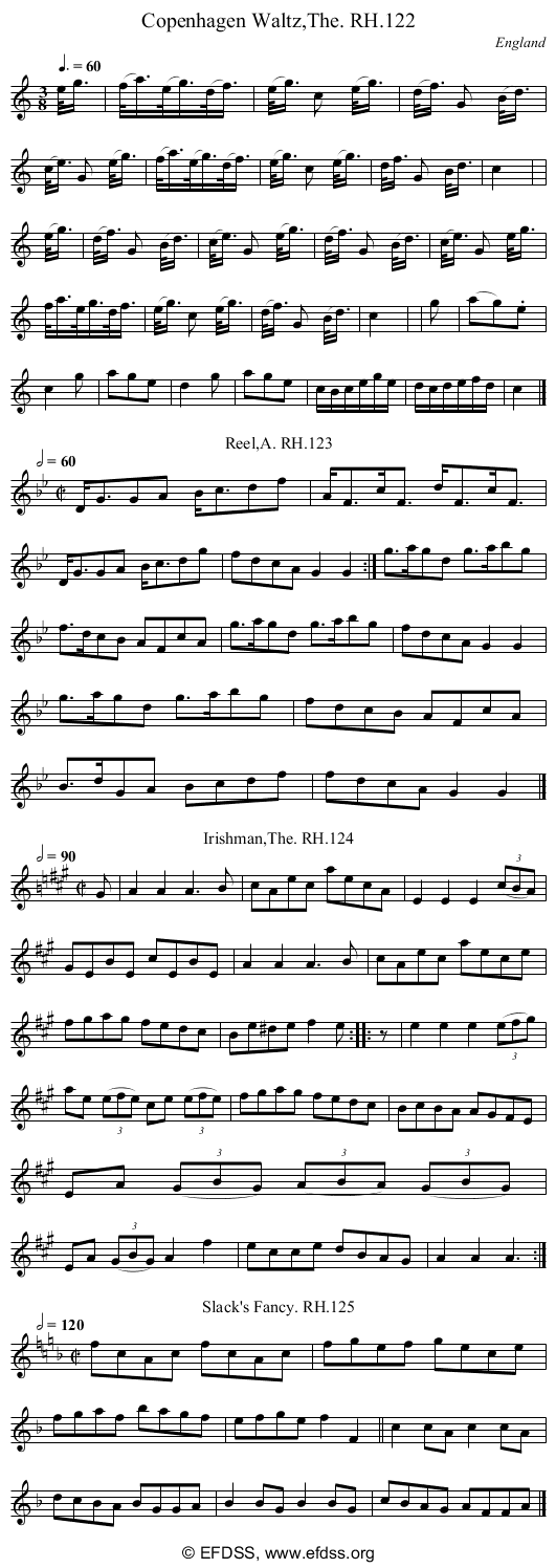 Stave transcription of image number 0 for 18473/p48