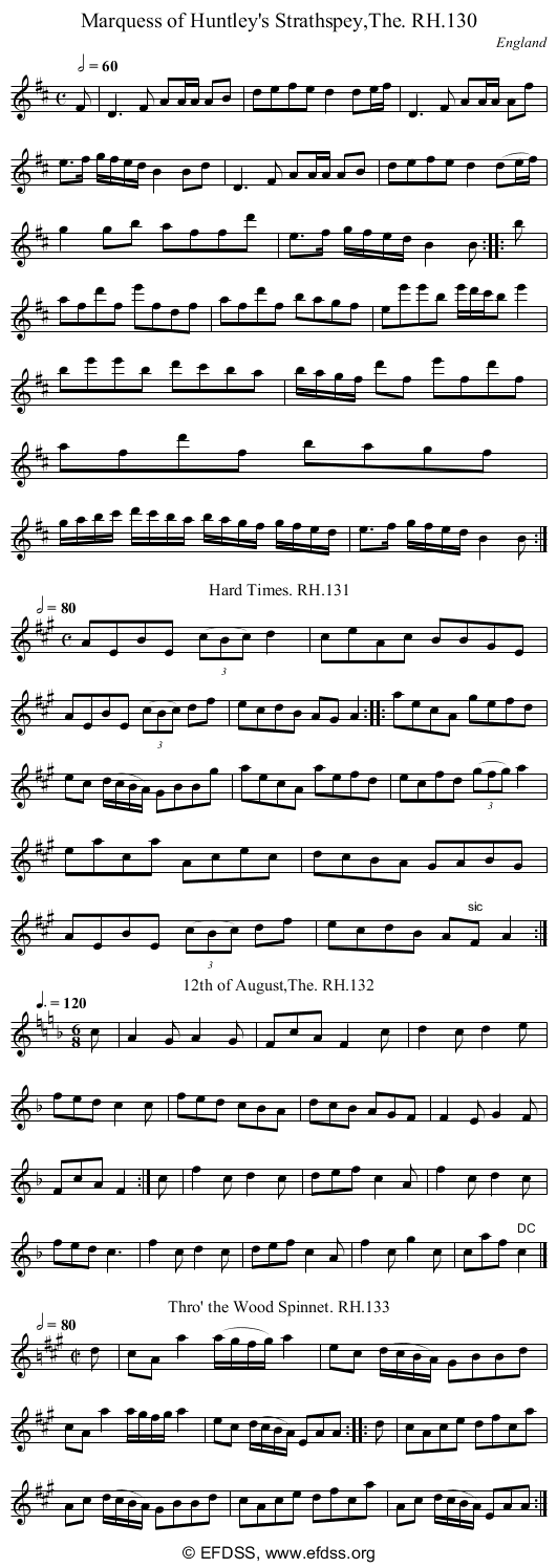Stave transcription of image number 0 for 18473/p50