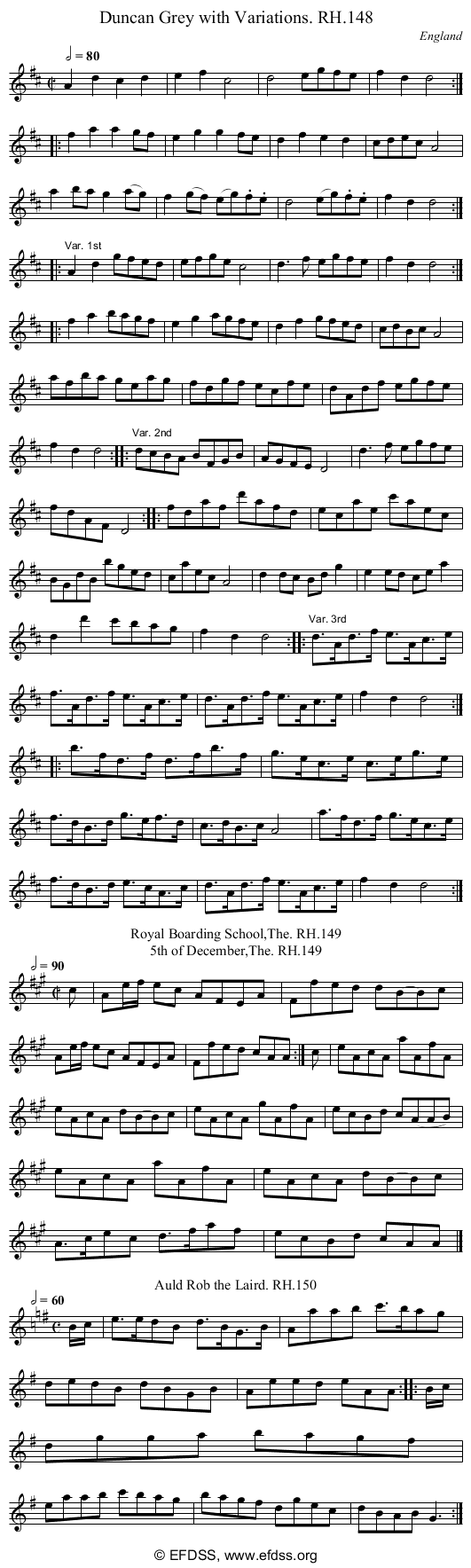 Stave transcription of image number 0 for 18473/p55