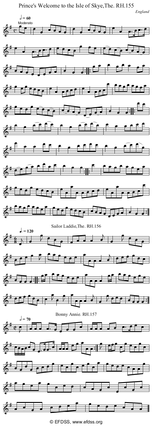 Stave transcription of image number 0 for 18473/p57