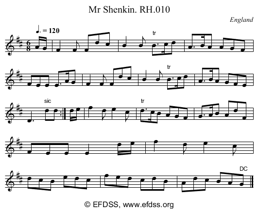 Stave transcription of image number 0 for 18473/p7