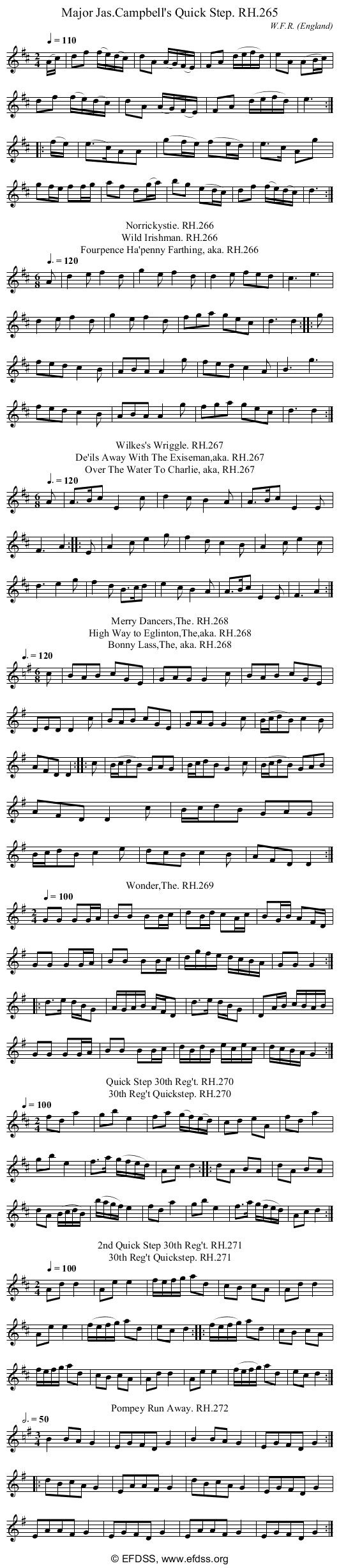 Stave transcription of image number 0 for 18473/p78