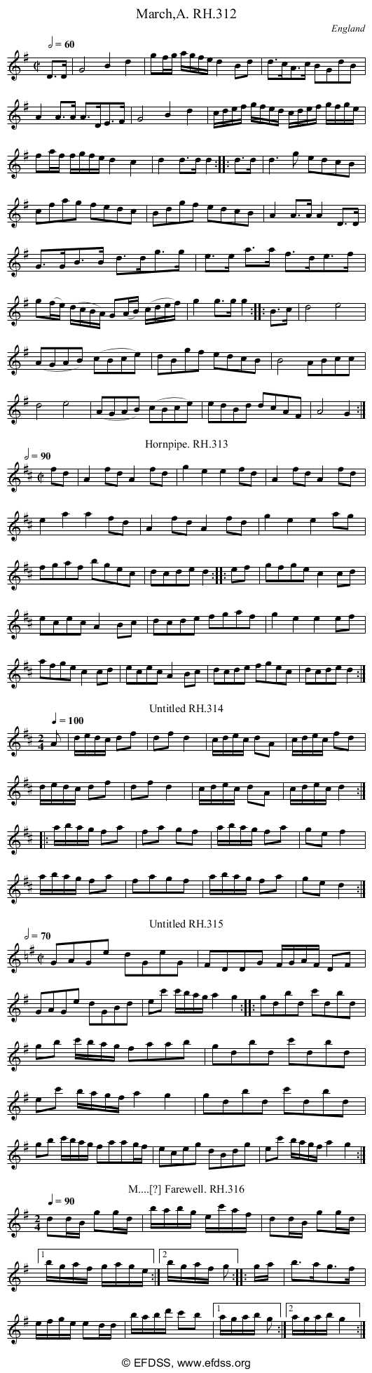 Stave transcription of image number 0 for 18473/p86