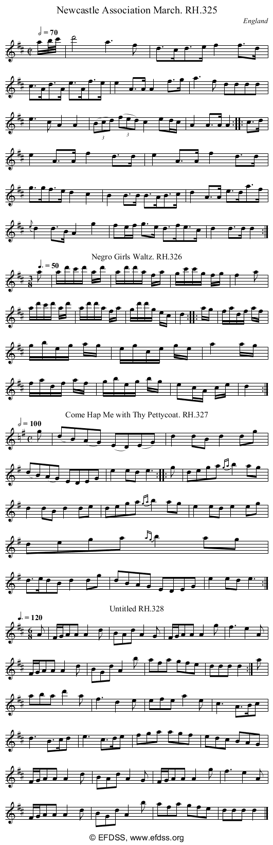 Stave transcription of image number 0 for 18473/p89