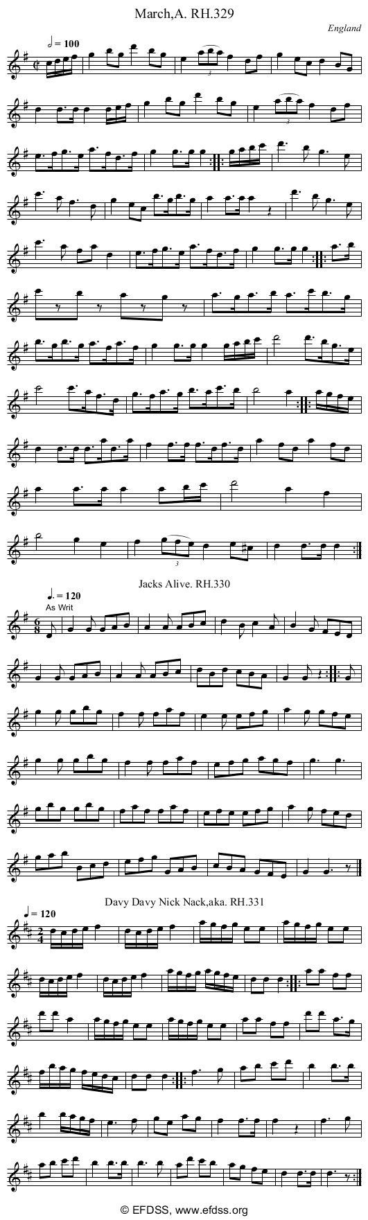 Stave transcription of image number 0 for 18473/p90