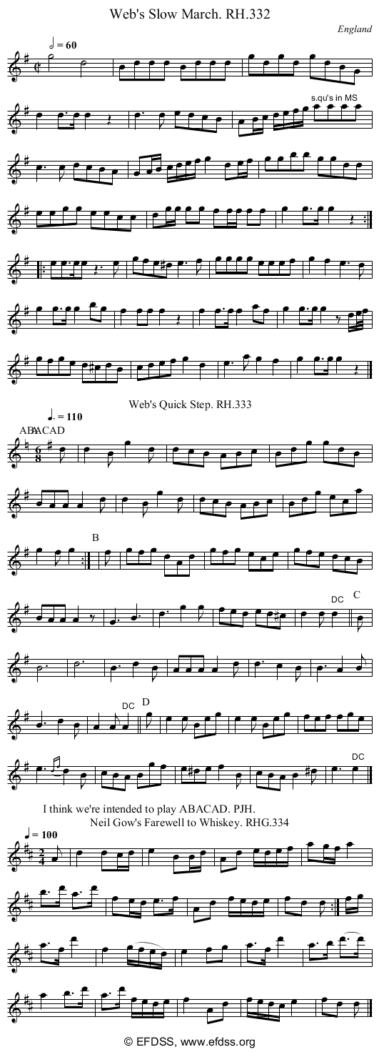 Stave transcription of image number 0 for 18473/p91