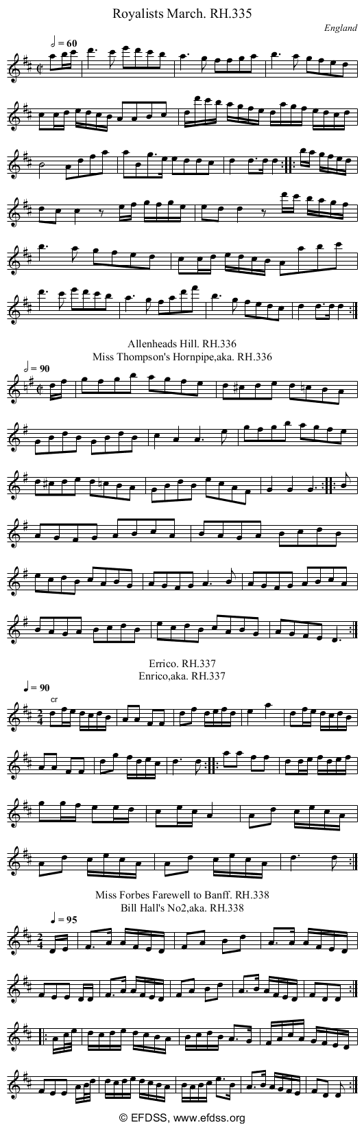 Stave transcription of image number 0 for 18473/p92