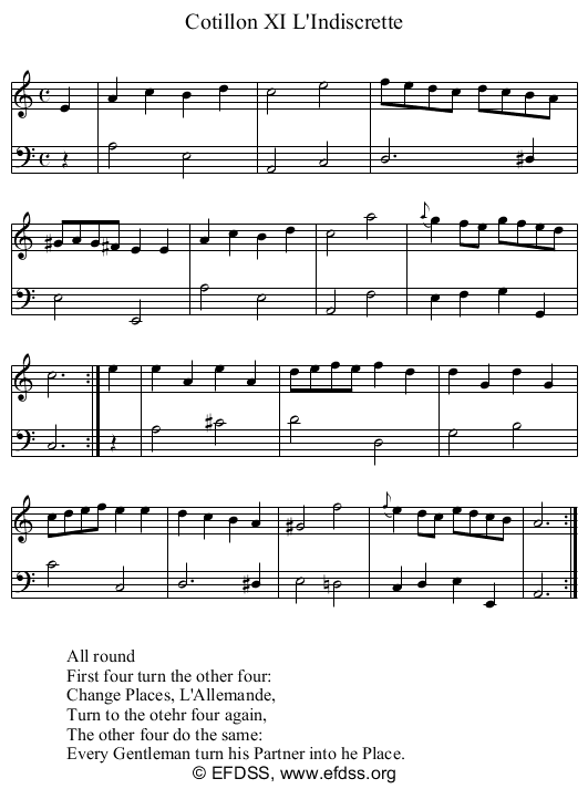 Stave transcription of image number 0 for 9236/p11