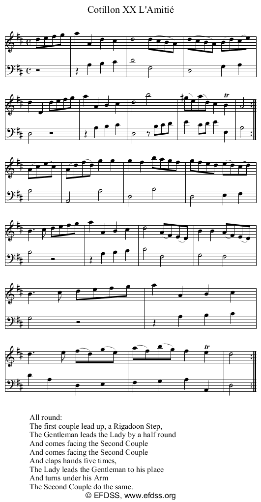 Stave transcription of image number 0 for 9236/p20