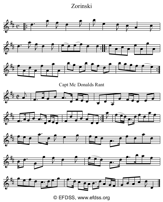 Stave transcription of image number 0 for 3056f/p124