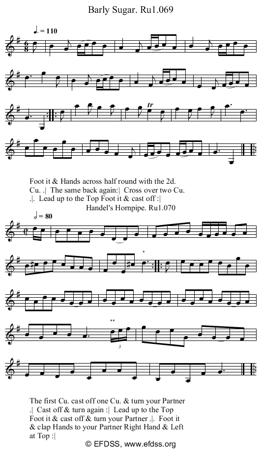 Stave transcription of image number 0 for 2248/p35