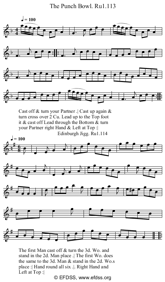 Stave transcription of image number 0 for 2248/p57