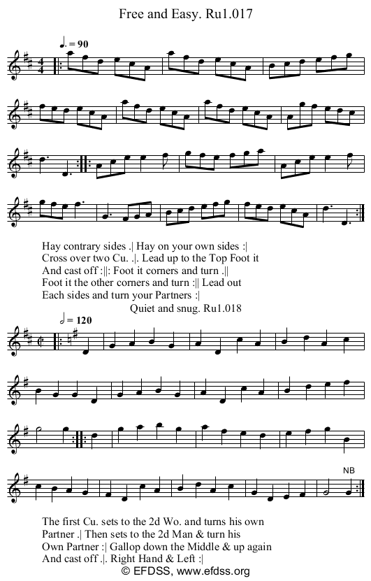 Stave transcription of image number 0 for 2248/p9