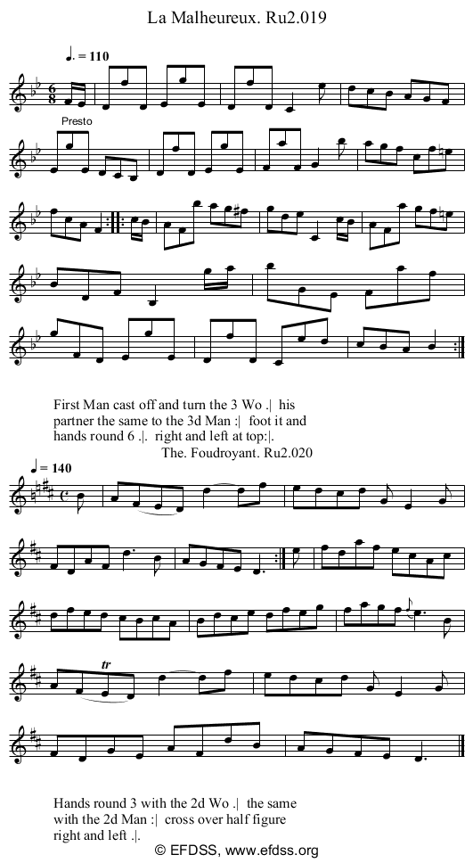 Stave transcription of image number 0 for 2249/p10